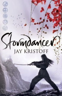 Stormdancer by Jay Kristoff UK cover