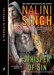 Whisper of Sin A Psy-Changeling Novella by Nalini Singh