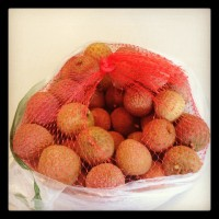 lychee fruit from China